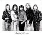 Iron Maiden 1986 by victoriandeath
