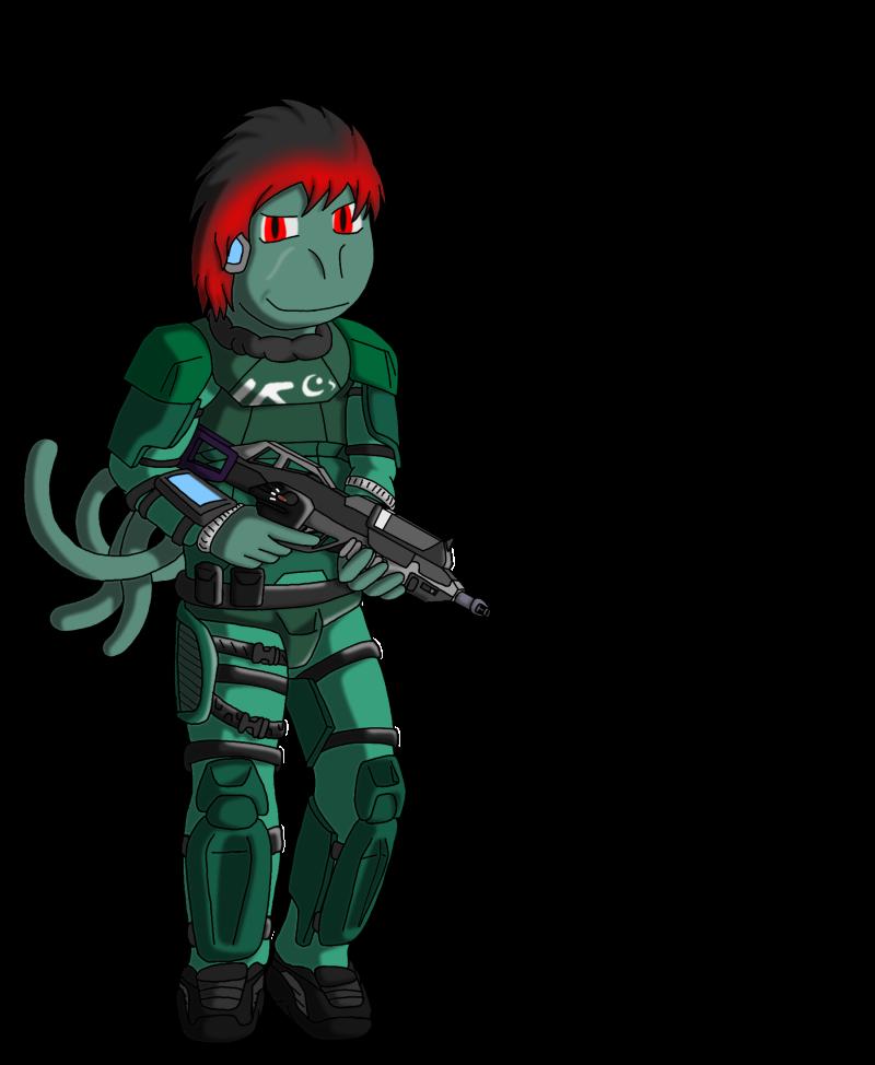 Group Commander Kalanra