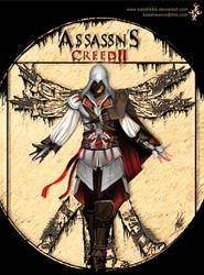 Assassin's Creed ll by kalath666