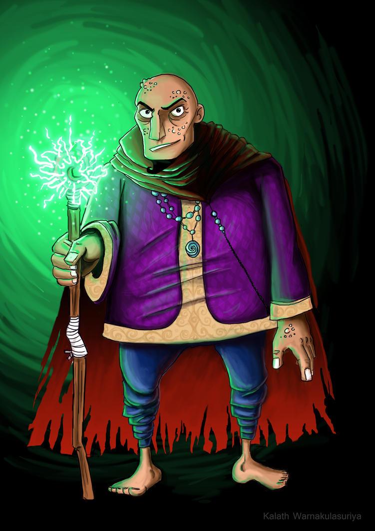 The Vizier by kalath666