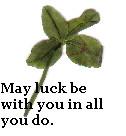 Good Luck by xXxNatchanxXx