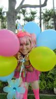 Pinkie Pie - Balloons!