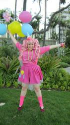 Pinkie Pie - Jumpin' Bean