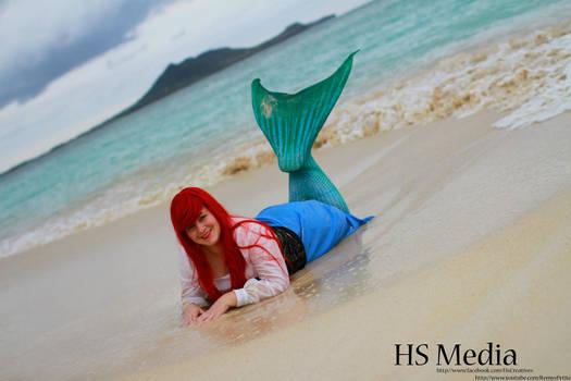 Ariel - Splish Splash!