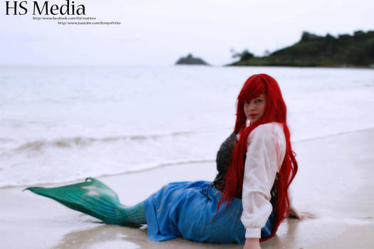 Ariel - Part of Two Worlds