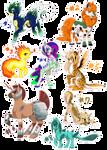 MLPFIM: Fantasy Pony Adopt Auction