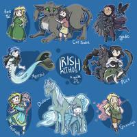 Irish Mythos~ by Galefaux
