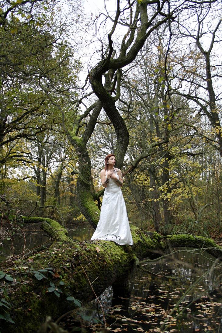 forest queen by Vivian-Erika
