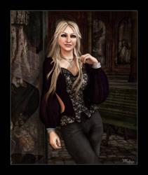 Pretty Maid by Mafaja