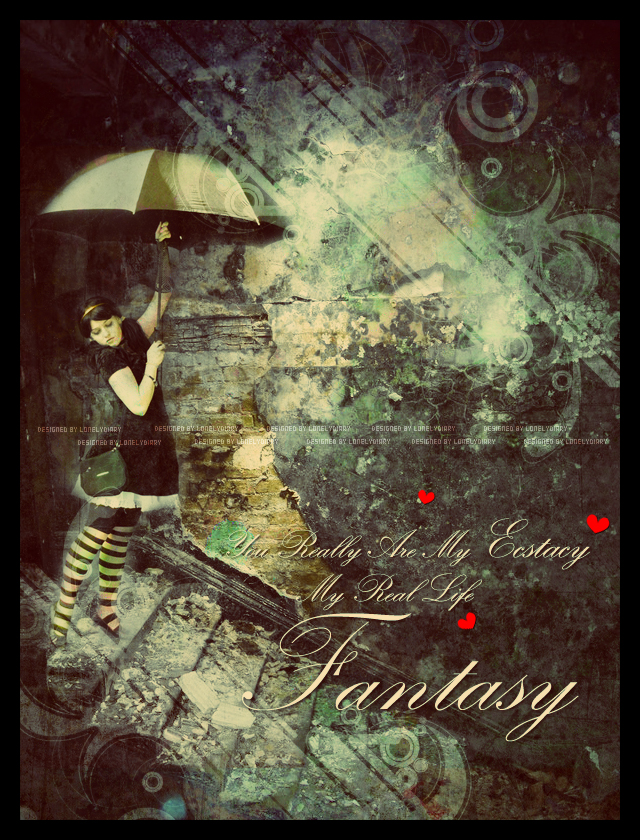 :Ecstasy - Fantasy: by LonelyDiary