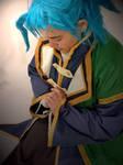 Praying - Child Seymour cosplay by Grenier-Illiane