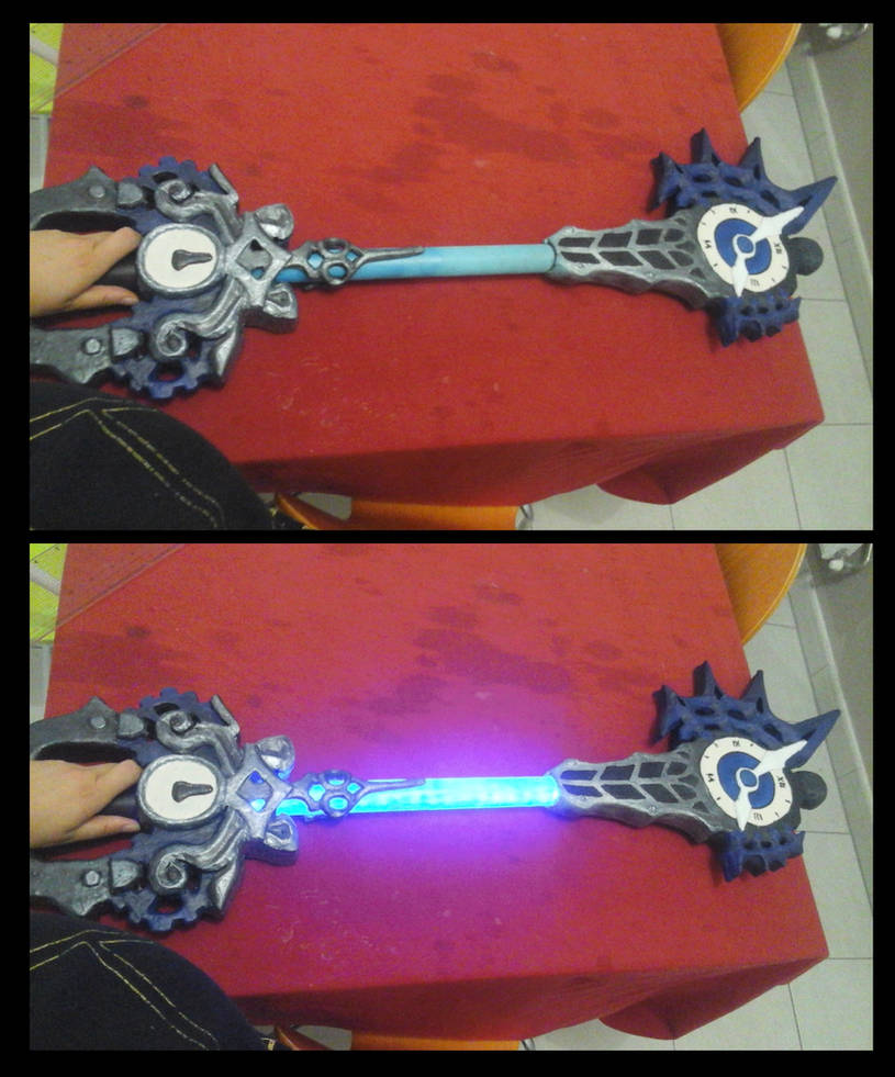 No Name keyblade by Grenier-Illiane