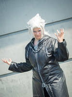 Submit - Young Xehanort cosplay by Grenier-Illiane