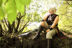 Wishes and dreams - young Xehanort cosplay by Grenier-Illiane