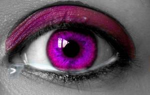 Purple Tears by Mandycatz55