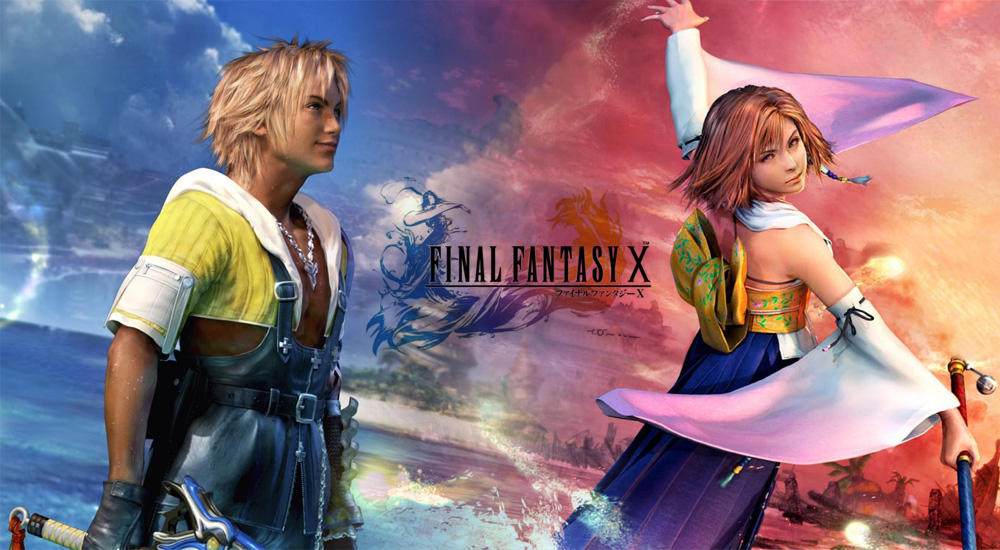 FFX: Tidus and Yuna by...