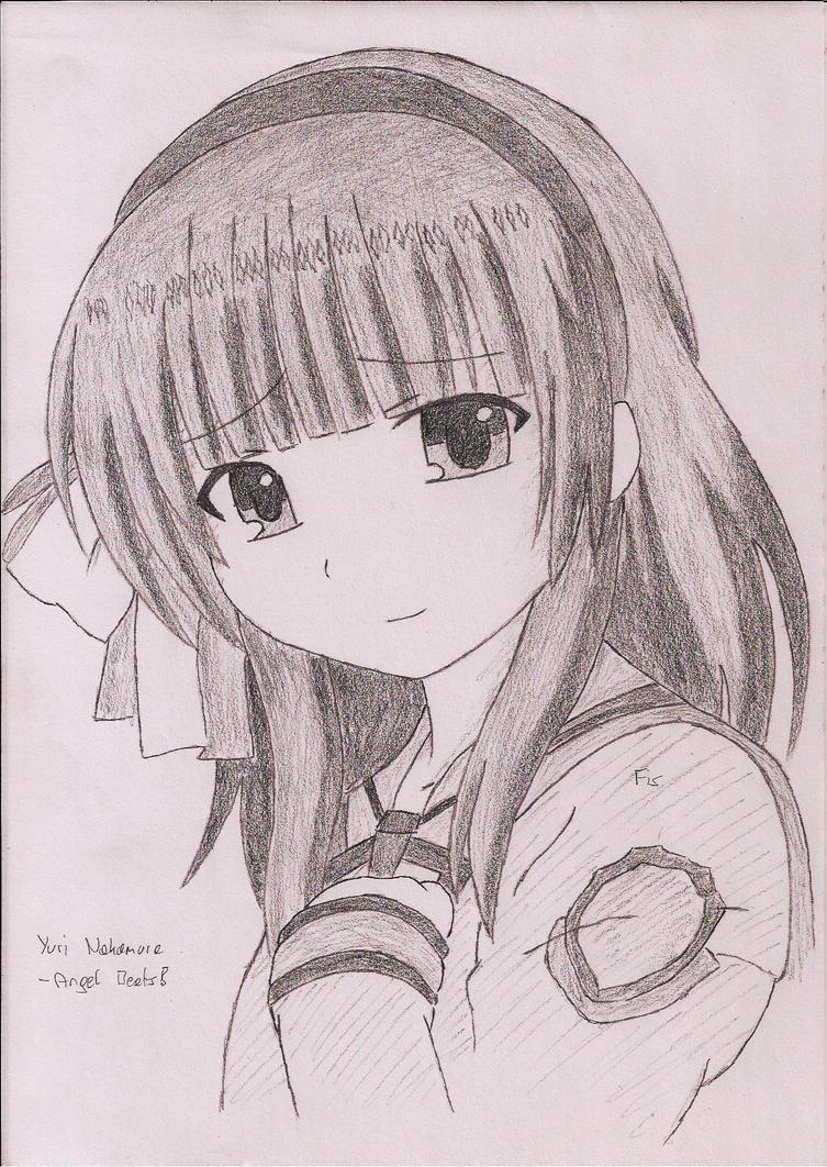 Yuri Nakamura Angel Be...