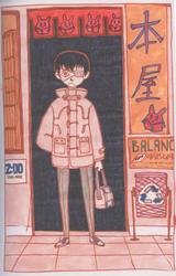 kaneki (sketchbook)