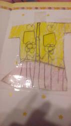Random Childhood Drawing by ThunderStars199