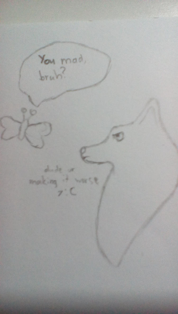yay for dumb doodles by ThunderStars199