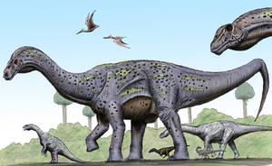 Pitekunsaurus macayai by maniraptora