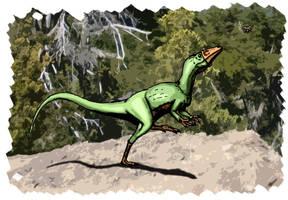 Coelurosauria by maniraptora