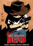 Carl - The Walking Dead