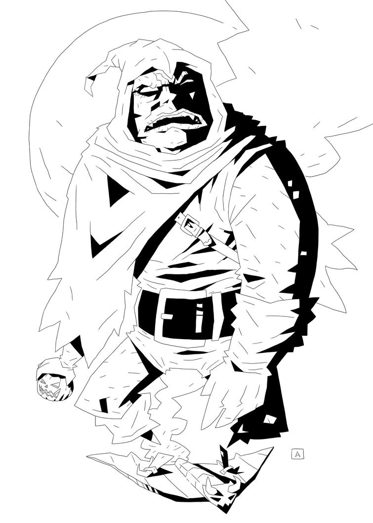 Hobgoblin Inks by soliton