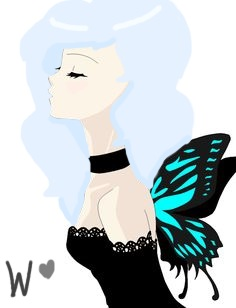 ~+.* Frost Fairy *.+~ by WolfieDoseArt