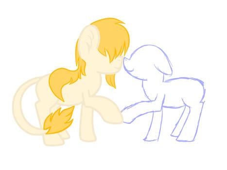 Leo the Lion Pony Breedable .:Open:.