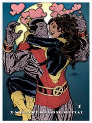 X-Men: The Wedding Special