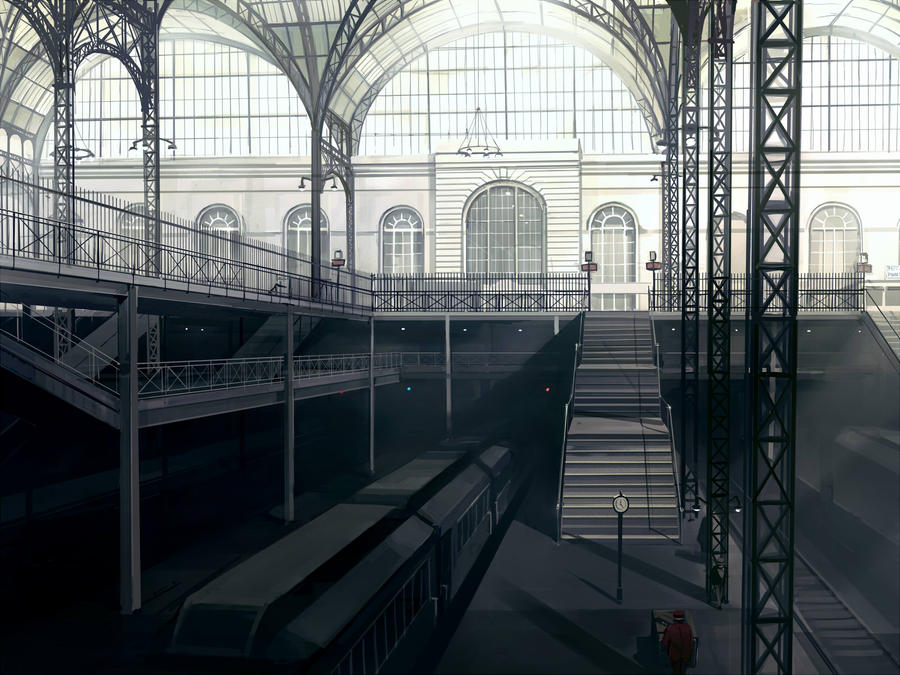 Pennsylvania Station by guntama