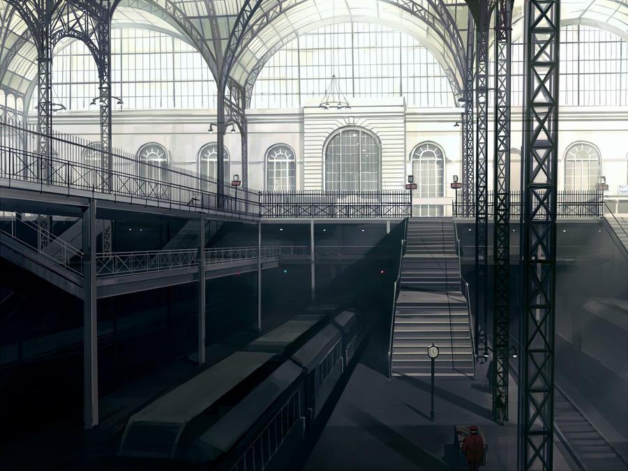 Pennsylvania Station by guntama