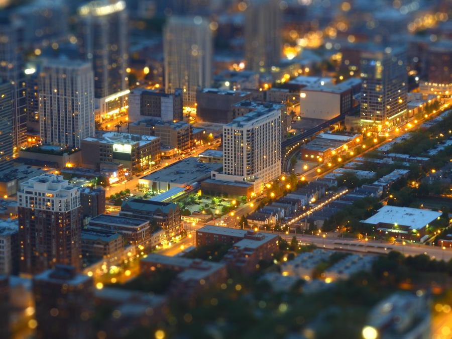 Chicago by guntama