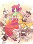 Melancholy of Hieda no Akyu