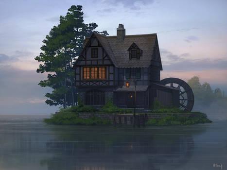Lakeside House