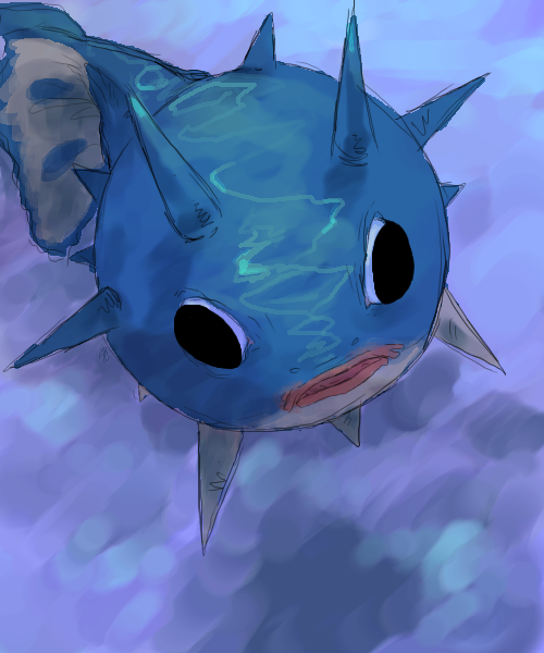 qwilfish by pokiesman on DeviantArt