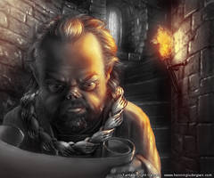 Tyrion Lannister by henning