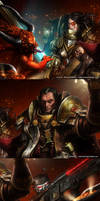 Warhammer 40K, Dark Heresy 2