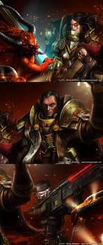 Warhammer 40K, Dark Heresy 2 by henning