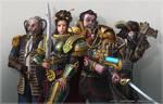 Warhammer 40K, Rogue trader 1