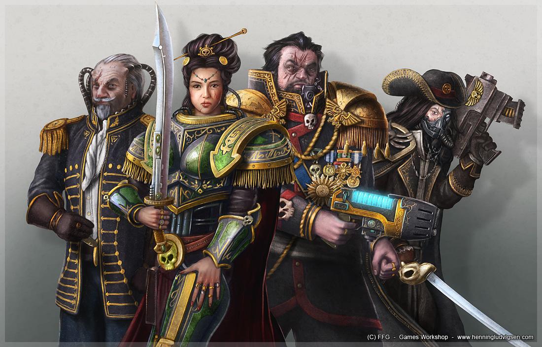 Rogue armies warhammer 2