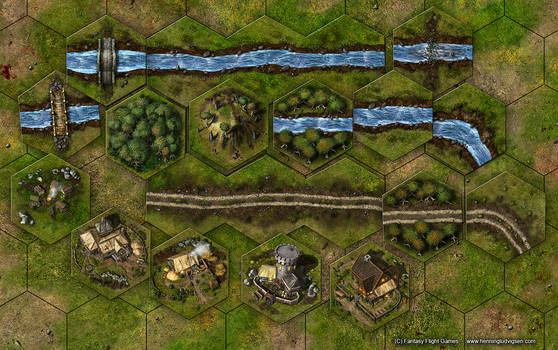 AGoT Battles of Westeros board