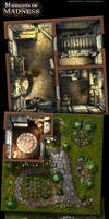 Mansions of Madness, details 3