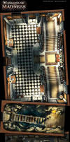 Mansions of Madness, details 1