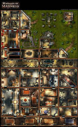 Mansions of Madness, boardgame