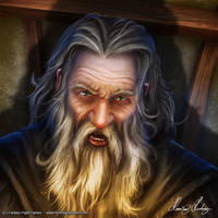 Lord of the Rings - Shadow of the past by henning