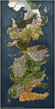 A Game of Thrones, The Board Game - Second Edition