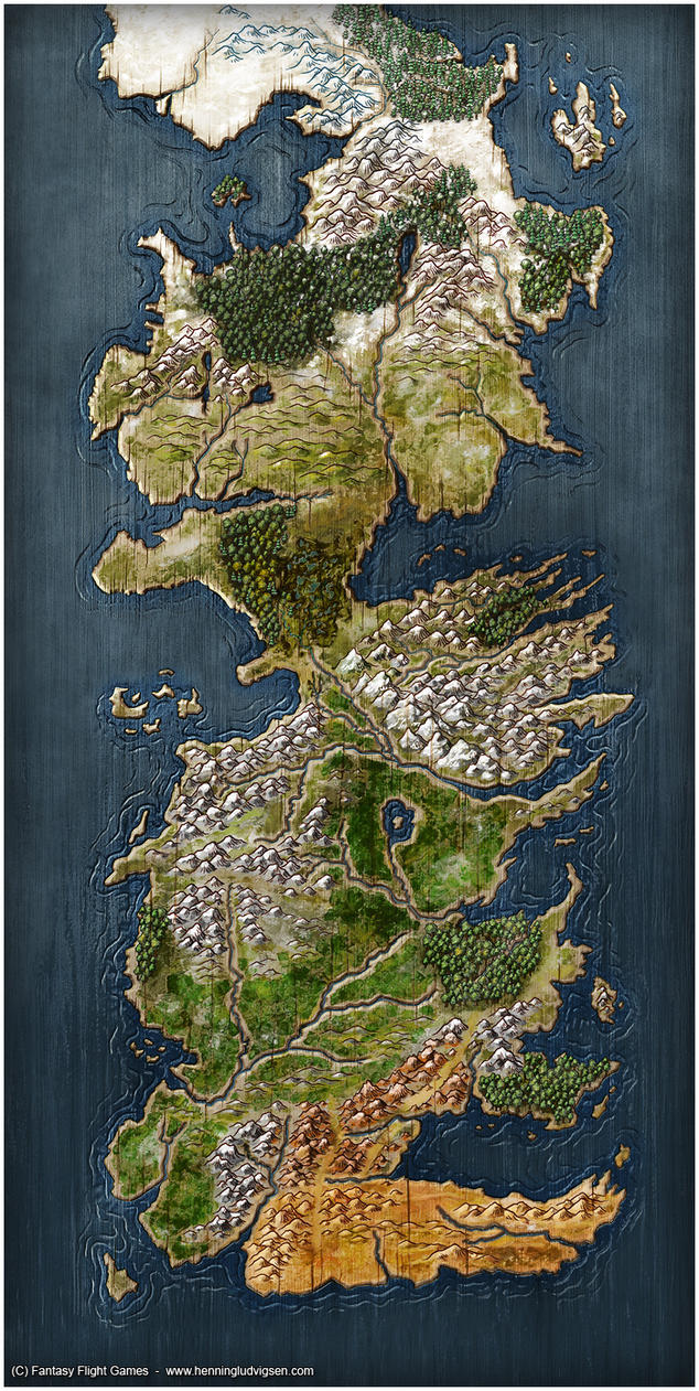 A game of thrones the board game second edition by henning on a game of thrones the board game second edition by henning gumiabroncs Gallery