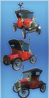 Oliver and Spike - The McSplice Family Car